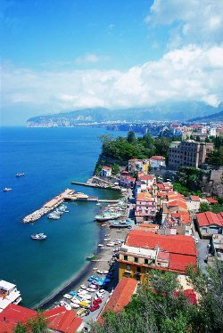 Car rental in Sorrento, Italy